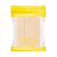 [Skinfood] Wedge Puff Sponge Jumbo Size (12pcs)
