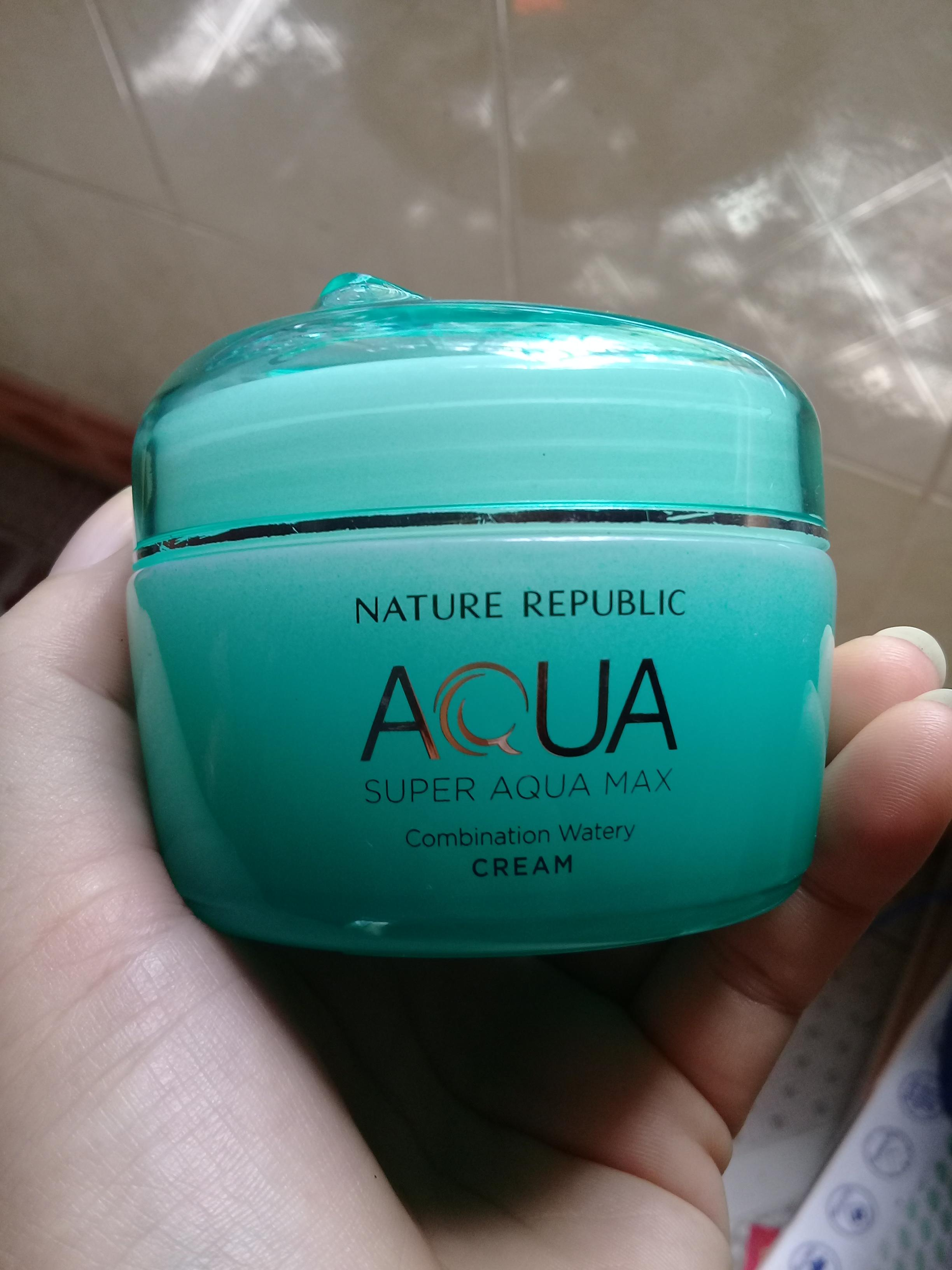 Nature Republicsuper Aqua Max Combination Watery Cream For Republic Himalaya Salt Cleansing Balm Pink 1542172695 1