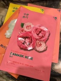 Pure Essence Mask Sheet Damask Rose by holika holika #22