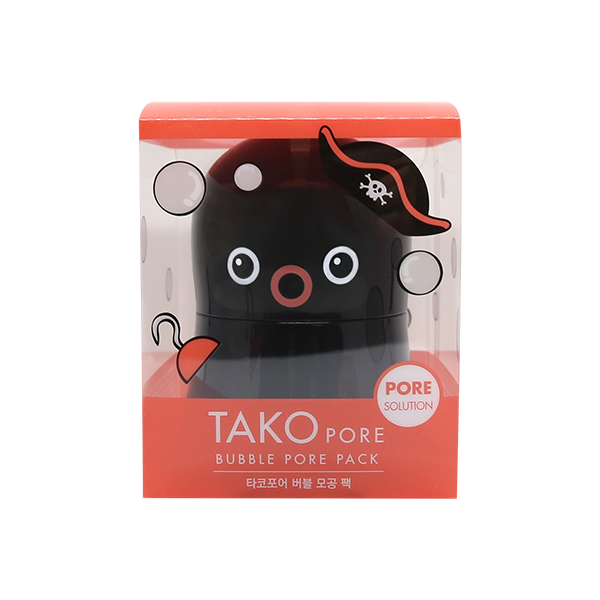 [Tonymoly] TaKo Pore Bubble Pore Pack