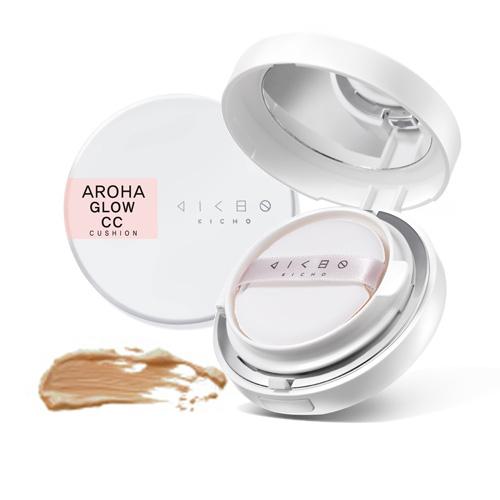 [Kicho] Aroha Glow CC Cushion #30 (Deep Beige)