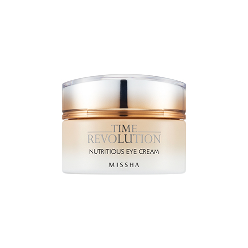 [Missha] Time Revolution Nutritious Eye Cream 25ml