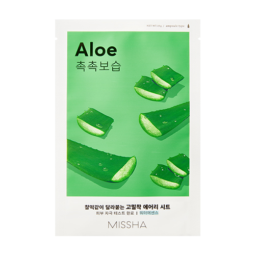 [Missha] AIry Fit Sheet Mask (12 Types)