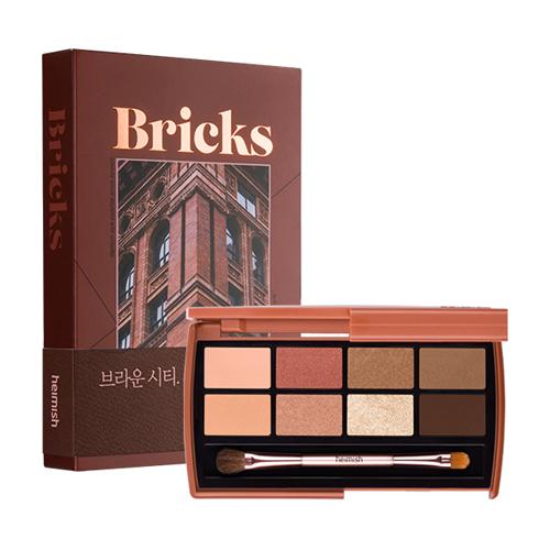 [heimish] *Renewal* Eye Palette (Brick Brown)
