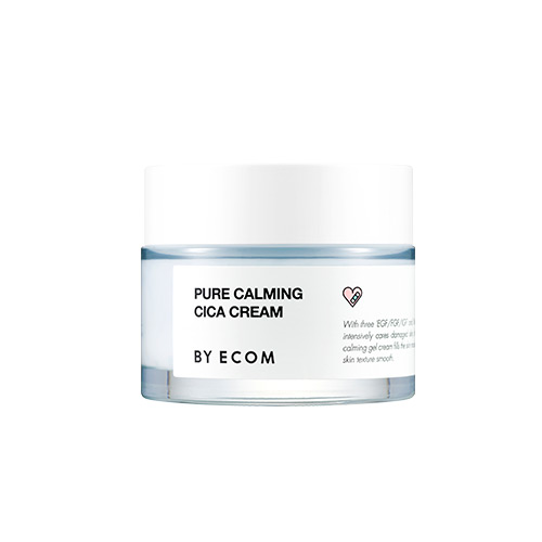 [BY ECOM] Pure Calming Cica Cream 50ml