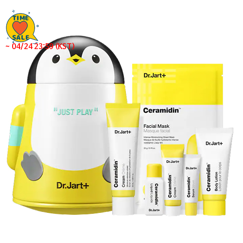[Dr.Jart] *Time Deal*  Ceramidin™ Cream Play Set