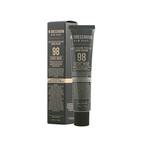 [W.DRESSROOM] Moisturizing Perfume Hand Cream 50ml