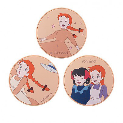 [rom&nd] Anne of Green Gables EDITION Zero Cushion #001 (Pure 21)