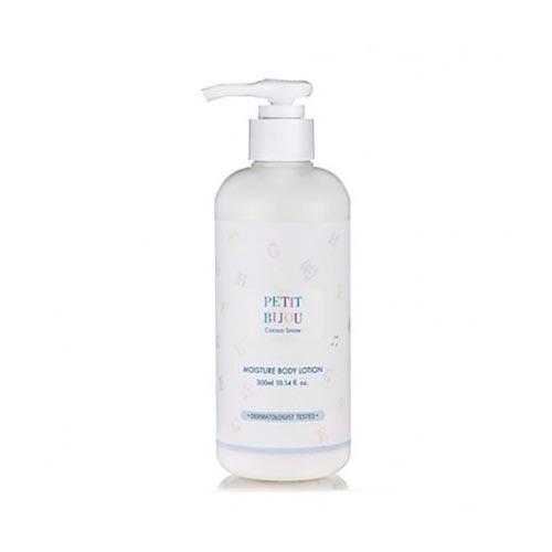 [Etude House] Petit Bijou Cotton Snow Moisture Body Lotion 300ml