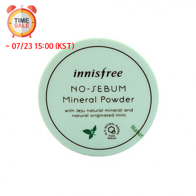 [Innisfree] *Time Deal*  No Sebum Mineral Powder