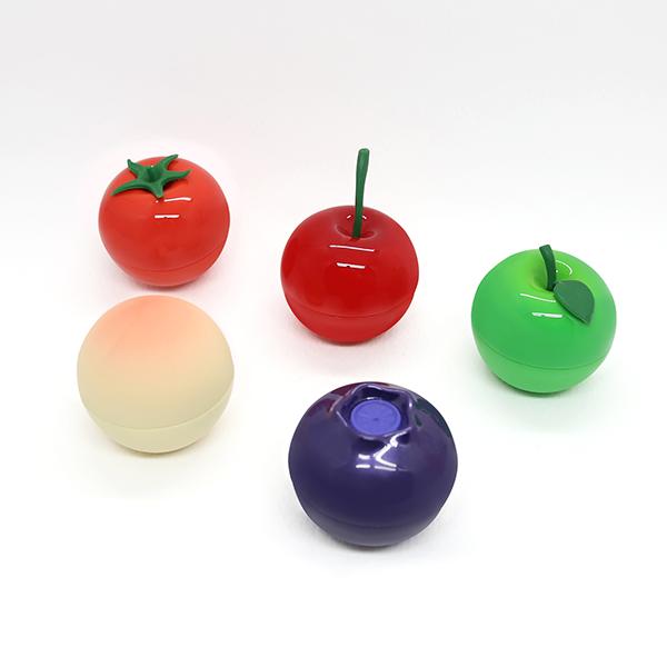 [Tonymoly] Mini Berry Lip Balm #01 Cherry 7.2g SPF15 PA+  (Fruit)
