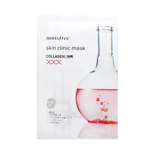 [Innisfree] Skin Clinic Mask Sheet (Collagen) 20ml