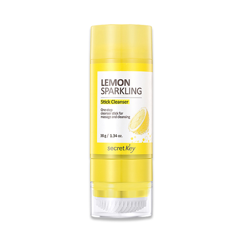 [Secret Key] Lemon Sparkling Stick Cleanser 38g