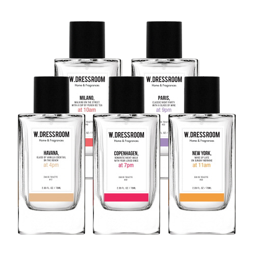 [W.DRESSROOM] Eau De Toilette Perfume Spray 70ml