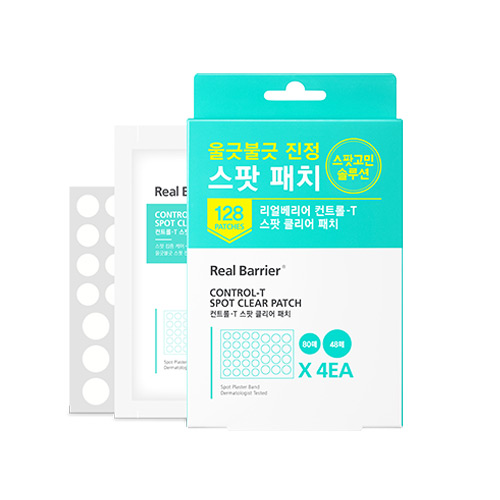 [Real Barrier] Control-T Spot Clear Patch 128ea