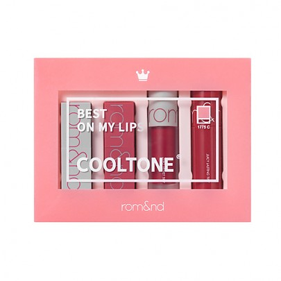 [rom&nd] ★Limited★ Best On My Lips #Cooltone Pick